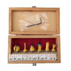 ซื้อ Mkt ชุดดอกเร้าเตอร์ 1 2 ชุด 6 ดอก สีเหลือง Mkt