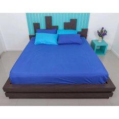 ราคา Mlmpชุดผ้าปูที่นอน ขนาด3 5ฟุต3ชิ้น ไม่มีผ้านวม Mm69 ใน ไทย