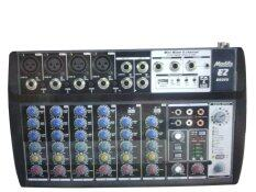 MODIFY EZ-802FX USB MP3 Mini Mixer 8channel Plus Digital Effect