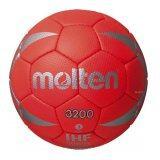 ราคา Molten แฮนด์บอล Handball Mot Hs Pu H3X3200 เบอร์3 สีแดงส้ม ที่สุด