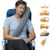 ทบทวน Momma 2 In 1 หมอนกำมะหยี่ หนุน กอด พกพา สีเทา 2 In 1 Gray The Travelrest Pillow Neck Pillow Inflatable Luxury