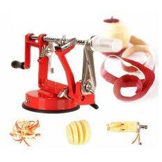 ซื้อ Momma 3 In 1 Apple Peeler Corer Slicer เครื่อง ปอกเปลือก แกน สไลด์ แอปเปิ้ล ออนไลน์ ไทย