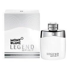 ราคา Montblanc Legend Spirit Edt 100 Ml