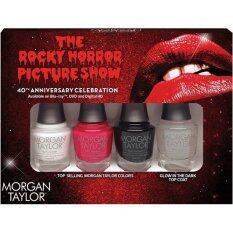 ขาย ซื้อ Morgan Taylor The Rocky Horror Picture Show Mini Set ปริมาณขวดละ 5 Ml 4 ขวด ใน Thailand