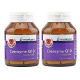 ส่วนลด Morikami Coenzyme Q10 300 มก 30 แคปซูล X 2 ขวด ไทย