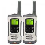 ซื้อ Motorola วิทยุสื่อสาร วิทยุรับส่ง วอคกี้ทอคกี้ รุ่น Tlkr T50 แพคคู่ ขาว ถูก ใน กรุงเทพมหานคร