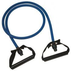 ส่วนลด Mr Home ยางยืดออกกำลังกาย 20 Lbs Resistance Band Workout Stretch Heavy Duty Tubes Blue Mr Home