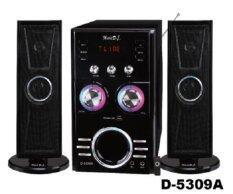 ราคา Music D J D5309A Fm Usb ลำโพง ประกันศูนย์ ออนไลน์ กรุงเทพมหานคร