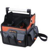 ทบทวน ที่สุด Mustme Tactix 323161 Tooling Bag กระเป๋าเครื่องมือช่าง 10 นิ้ว สีดำ สีส้ม