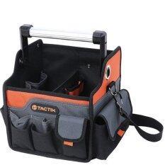 ขาย Mustme Tactix 323161 Tooling Bag กระเป๋าเครื่องมือช่าง 10 นิ้ว สีดำ สีส้ม ใน กรุงเทพมหานคร