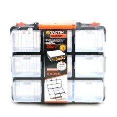 ซื้อ Mustme Tactix รุ่น 320602 กล่องเครื่องมือช่าง กล่องอะไหล่ สีดำ สีส้ม ขนาด 13 นิ้ว กรุงเทพมหานคร