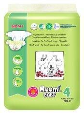 ราคา Muumi Baby ผ้าอ้อมเด็กสำเร็จรูป ชนิดเทป ไซส์ L 7 14 Kg บรรจุ 46 ชิ้น 1 ห่อ Muumi Baby เป็นต้นฉบับ