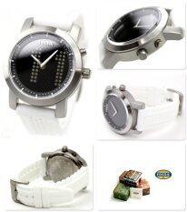 ราคา นาฬิกาข้อมือสุภาพบุรุษ Fossil Men S Bg2216 Big Tic Black Digital Dial Watch ใหม่ ถูก