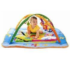 ราคา Nanny Babies เพลยิม Play Gym Blue