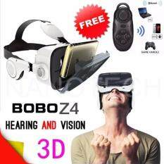 ส่วนลด สินค้า Nanotech 2016 แว่น 3D 2016 Newest Google Cardboard Bobovr Z4 Virtual Reality Immersive 3D