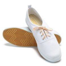 ราคา Nanyang Sugar รองเท้าผ้าใบ นันยาง ชูการ์ ใหม่ ถูก