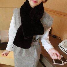 ขาย Nara ผ้าพันคอขนสัตว์ ผ้าพันคอ ผ้าคลุมไหล่ แฟชั่นหน้าหนาว เสื้อโค้ท เสื้อกันหนาว สีดำ ถูก กรุงเทพมหานคร