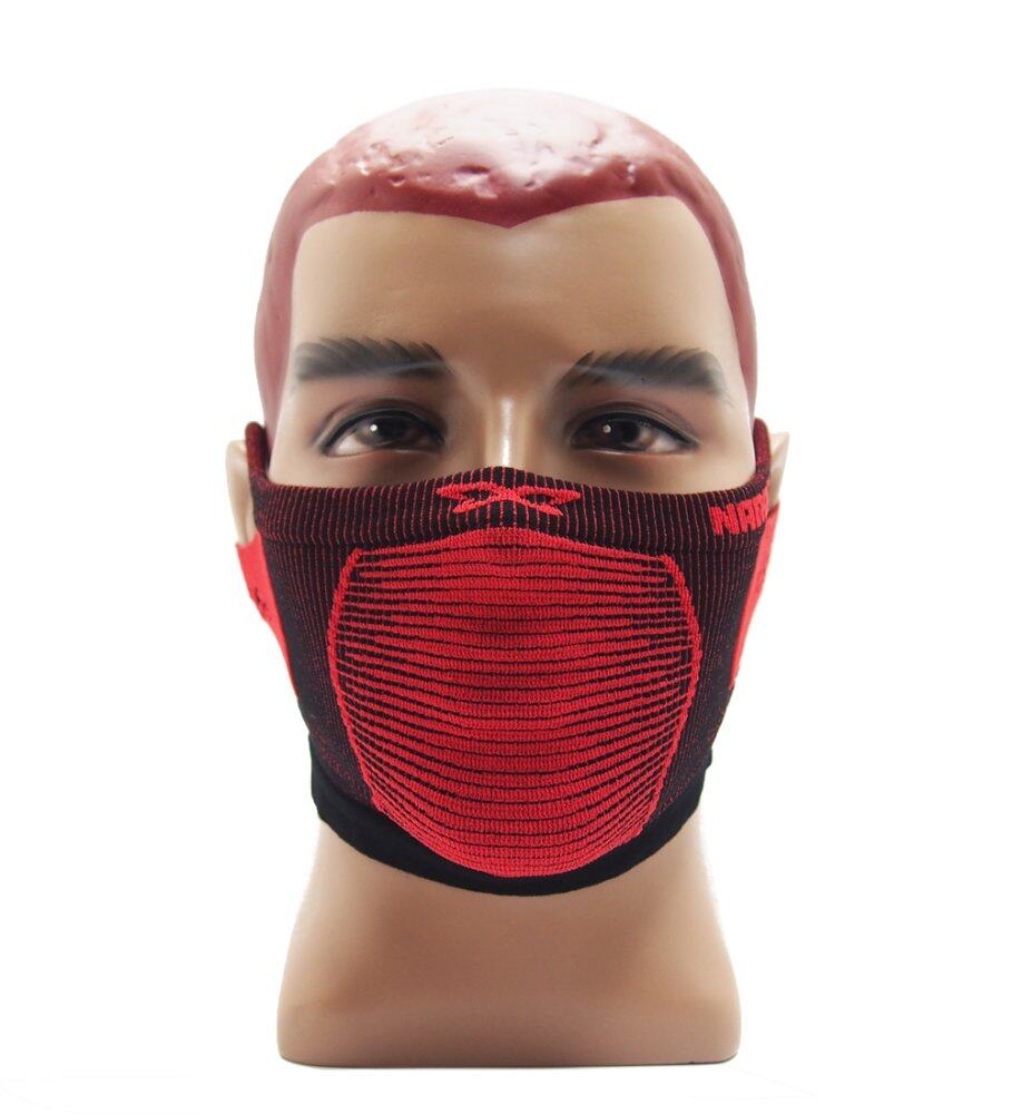 Naroo Mask X5s - Red/Black