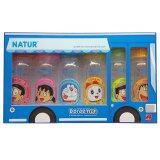 ซื้อ Natur ขวดนม Doraemon 8 ออนซ์ แพ็ค 6 ขวด ชลบุรี