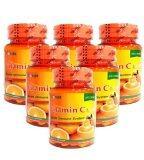 ส่วนลด Nature วิตามิน ซี 1 000 Vitamin C 1 000 30 เม็ด X 6กระปุก White Label
