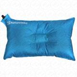 ส่วนลด Naturehike หมอนลม เป่าลม พกพา พองลมอัตโนมัติ Self Inflating Compressible Travel Camping Air Pillow สีฟ้า Naturehike Thailand