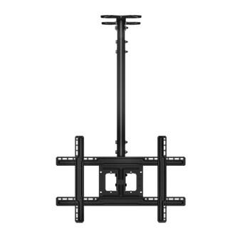 NB ขาแขวนทีวี แบบติดเพดาน T560-15 32-57 นิ้ว (สีดำ)