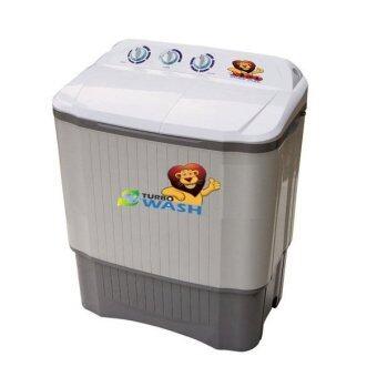 NEOเครื่องซักผ้าแบบ 2 ถัง ขนาด 8.5 kg รุ่นSW-1050 (สีขาว )