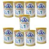ราคา Nestle Nan Optipro Ha1 400G X9 กระป๋อง สำหรับทารกที่มีความเสี่ยงต่อการเกิดภาวะภูมิแพ้ เป็นต้นฉบับ
