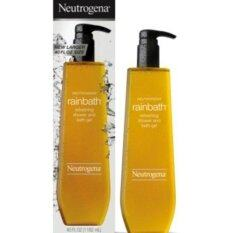 ราคา Neutrogena Rain Bath Refreshing Shower And Bath Gel Original 1182 Ml ใน นนทบุรี