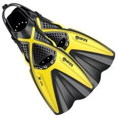 NEW 2016   Mares X-One Snorkelling Fins  - Yellow