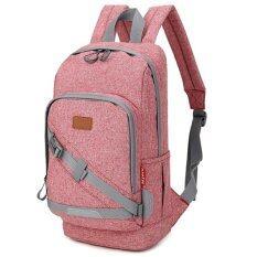 ส่วนลด Nifty Well กระเป๋าแท็บเล็ต โทรศัพท์ กระเป๋าเป้ใบเล็ก กระเป๋าสะพายหลัง Shoulder Bag กระเป๋าใส่พาสปอร์ต สีชมพู Niftywell ใน ไทย