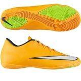 ซื้อ Nike รองเท้า Futsal รองเท้าฟุตบอล Mercurial Victory Ic เหลือง เบอร์ 41 42 5 ออนไลน์