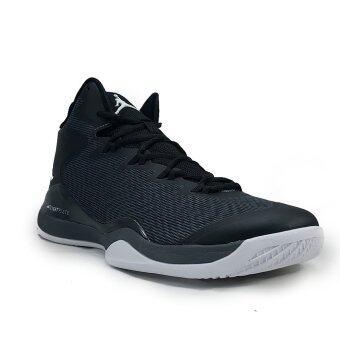 Nike รองเท้าบาสเก็ตบอลผู้ชาย รุ่น JORDAN SUPERFLY 3 สีดำ