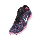 ซื้อ Nike รองเท้าลำลอง ฟิตเนส รุ่น Nike Free 5 Tr Fit 4 ลิขสิทธิ์แท้ สีดำชมพู ใหม่