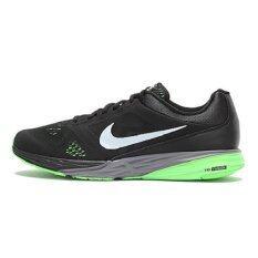 ราคา Nike รองเท้าวิ่งผู้ชาย รุ่น Tri Fusion Run Msl สี Black Green ใน Thailand