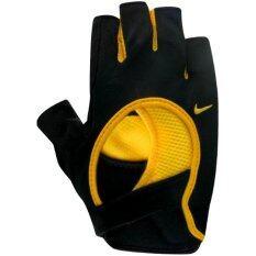 ราคา Nike ถุงมือ ฟิตเนส ไนกี้ Wmn Cycling Glove 1080 Nike เป็นต้นฉบับ