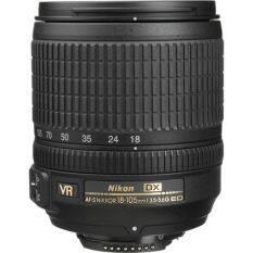ราคา Nikon Af S Dx 18 105Mm F 3 5 5 6G Vr Black No Retail Box ออนไลน์