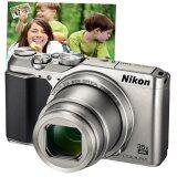 ขาย Nikon Coolpix A900 สีเงิน คูปองขยายภาพขนาด16 X20 1ใบ มูลค่า300บาท ถูก ใน ไทย