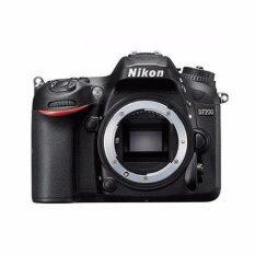 ขาย Nikon D7200 Body Black ฟรี Sdhc 16 Gb C10 กระเป๋า D2H Exclusive ถูก