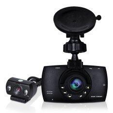 niky กล้องติดรถยนต์ กล้องหน้าหลัง  Car DVR Camera รุ่น T30