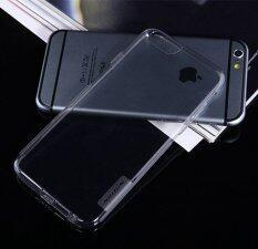 "Nillkin Nature Slim Clear TPU Case Cover for Apple iPhone 6 Plus / 6s Plus 5.5"" (สีดำใส)"
