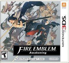 Nintendo 3DS Game: FIRE EMBLEM : Awakening (ENG)