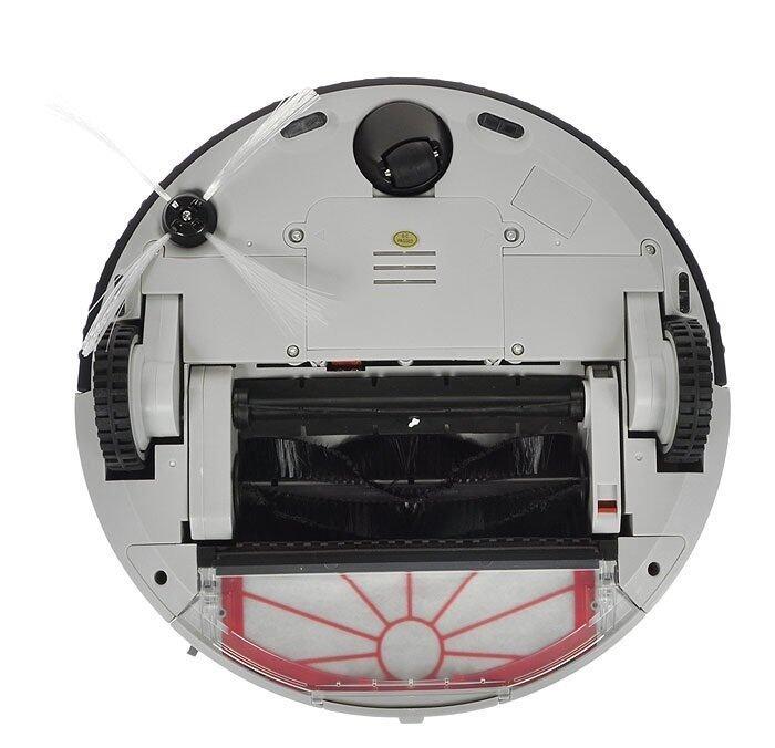ที่ไหนขาย  Nippon Robot Vacuum Cleaner รุ่น XR510F Black Serie หุ่นยนต์ดูดฝุ่นและถูพื้น มีโปรโมชั่นส่วนลด