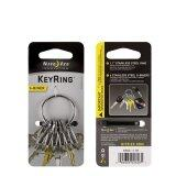 ซื้อ Nite Ize Key Ring Steel Stainless Sbhlf Nite Ize ถูก