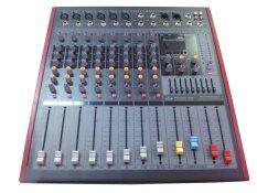 NKE เพาเวอร์มิกเซอร์ 10 ช่อง 300+300 วัตต์ รุ่น Proeuro Tech PMX-FX1000 99DSP