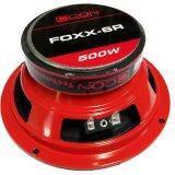 โปรโมชั่น Nke Audio ดอกลำโพงรถยนต์ 6 5 500 วัตต์ 4 โอห์ม รุ่น Ccon Foxx 6R ไทย