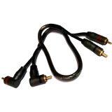 ขาย Nke Audio สายสัญญาณเสียง 5เมตร Rca 4 หัวรถยนต์ 7 มิล Hifi Car Audio Video Cable ถูก