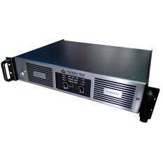 NKE เพาเวอร์แอมป์ 650+650วัตต์ เครื่องขยายเสียง CLASS D รุ่น Proeuro Tech P-3000D