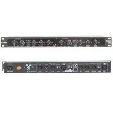 NKE สเตอริโอ CROSSOVER 234XL 2-way / 3-way 4-way Crossover Sound Best CR-234XLB