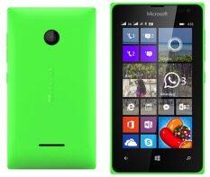 ขาย Nokia Microsoft Lumia 435 8 Gb Green เป็นต้นฉบับ